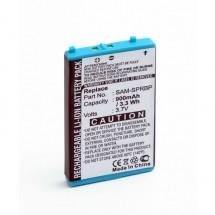 Batterie console de jeux 3.7V 900mAh