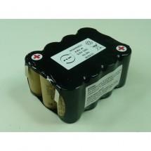 Batterie Nimh 12x SC HD ST2 9.6V 3000mAh T2
