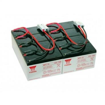 Batterie onduleur pour APC RBC12