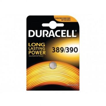Pile bouton Duracell D389