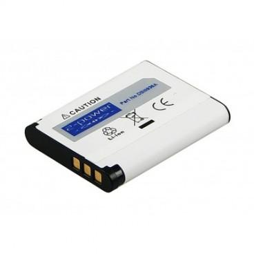 Batterie appareil photo pour Pentax D-LI88