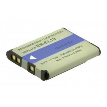 Batterie appareil photo pour Nikon EN-EL19