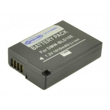 Batterie appareil photo pour Panasonic DMW-BLD10